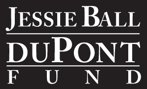 Jessie Ball duPont Fund Logo Black