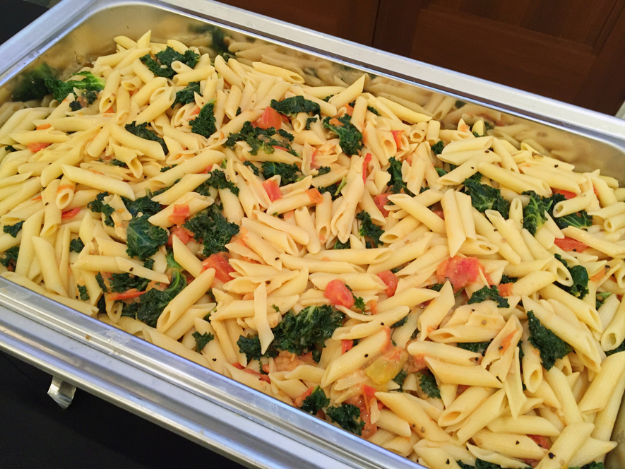 NOLA MOCA Catered Lunch Penne